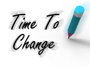 time to change via ElTalento por María Jiménez